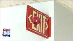 AfterGlow, LLC Helps Jones County Save Energy Via Photoluminescent EXIT Signs